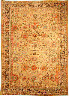 A Persian Sultanabad rug BB4106
