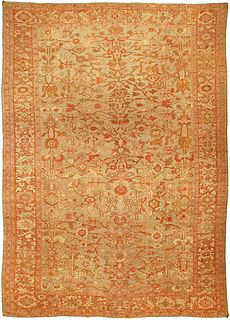 A Persian Sultanabad rug BB4346