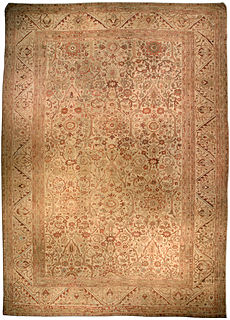 A Persian Sultanabad carpet BB4595