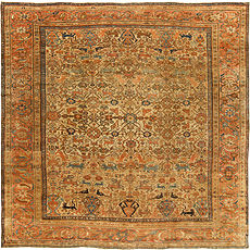 A Persian Sultanabad carpet BB3595