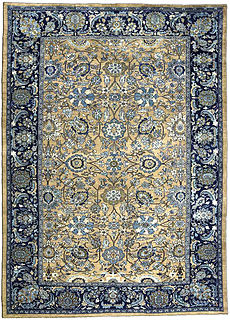 A Persian Sultanabad carpet BB3303