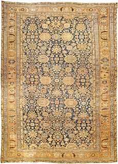 A Persian Sultanabad rug BB4442