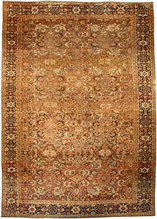 A Persian Sultanabad carpet BB1393