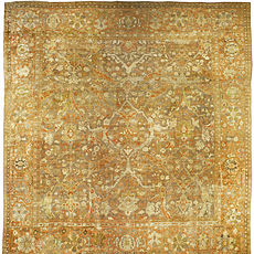 A Persian Sultanabad carpet (size adjusted) BB4267