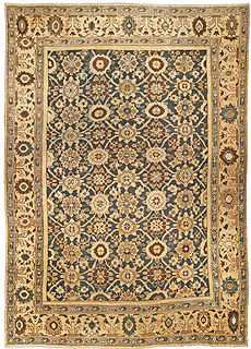 A Persian Sultanabad rug BB1196