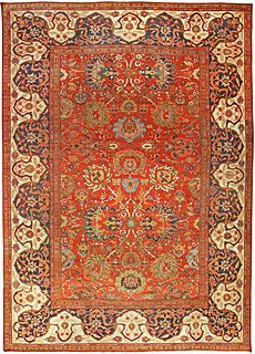 A Persian Sultanabad carpet BB3496