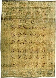 A Persian Tabriz rug BB3201