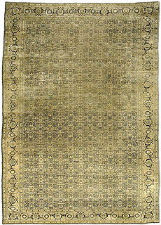 A Persian Tabriz carpet BB3422
