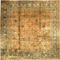 A Persian Tabriz rug BB4448