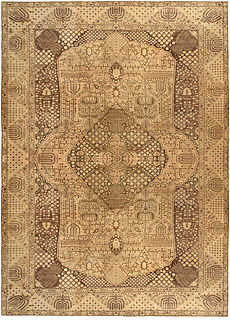 A Persian Tabriz rug BB0149