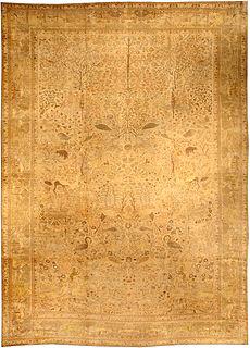 A Persian Tabriz carpet BB3630