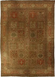 Persian Tabriz BB5345
