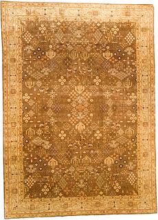 A Persian Tabriz carpet BB4239