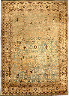 A Persian Tabriz carpet BB4135