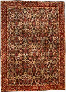 A Persian Tabriz rug BB4330