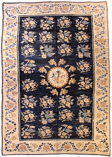 A Russian Bessarabian carpet BB3117