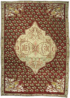 A Turkish Ghiordes carpet BB3259
