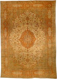 A Turkish Oushak rug BB4359