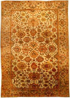 A Turkish Oushak rug BB4518