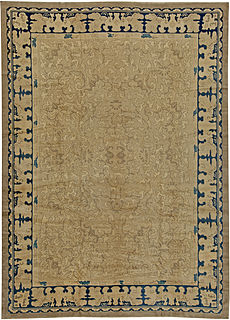An Antique Chinese Rug BB5491