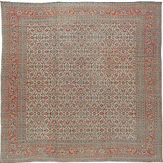 An Indian Cotton Agra carpet BB5595