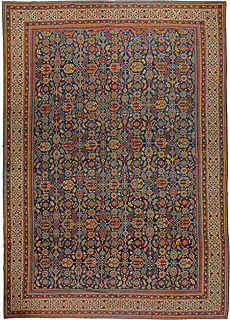An North Indian Carpet BB5575