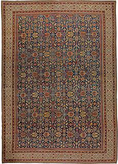 An North Indian Carpet BB5575
