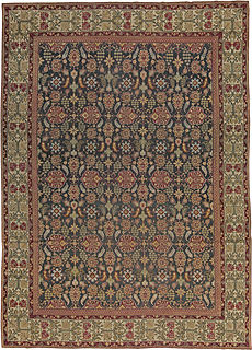 An Indian Amritsar rug BB5564