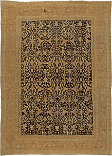 An Indian Agra rug BB5592