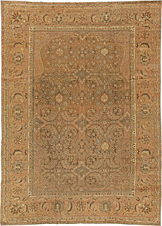 An Indian Amritsar carpet BB5600