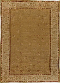 An Indian Amritsar rug BB5570