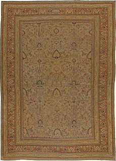 A Persian Khorassan rug BB5581