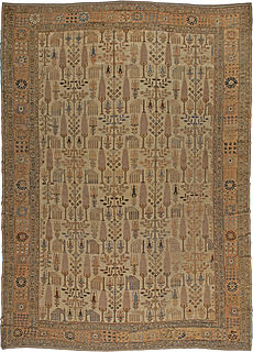 A Persian Bakhtiari rug BB5582