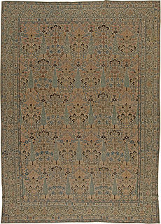 A Persian Kirman carpet BB5568