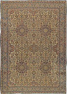 A Persian Kirman rug BB5550