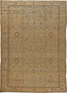 A Persian Kirman rug BB5591