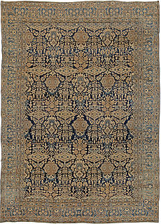 A Persian Kirman carpet BB5569