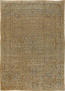 A Persian Kirman rug BB5557