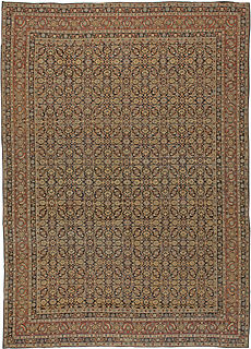 A Persian Kirman rug BB5594