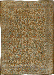 A Persian Kirman Rug BB5518