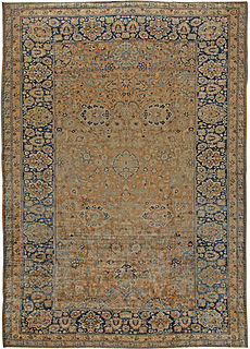 A Persian Kirman carpet BB5585
