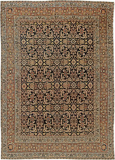A Persian Kirman rug BB5571