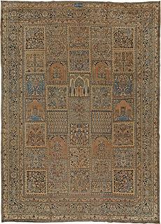 A Persian Meshad rug BB5586