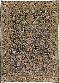 A Persian Meshad Rug BB5440