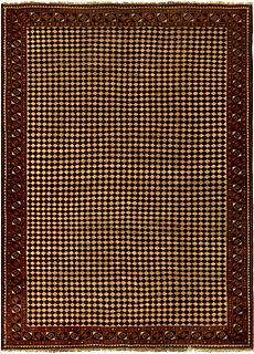 A Persian Beshir Rug BB5431