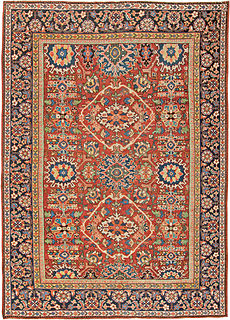 A Persian Sultanabad Rug BB5508