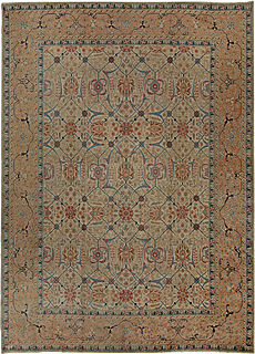 A Persian Tabriz carpet BB5573