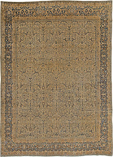 A Persian Tabriz carpet BB5567