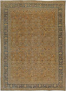 A Persian Tabriz rug BB5539