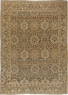 A Persian Tabriz carpet BB5524